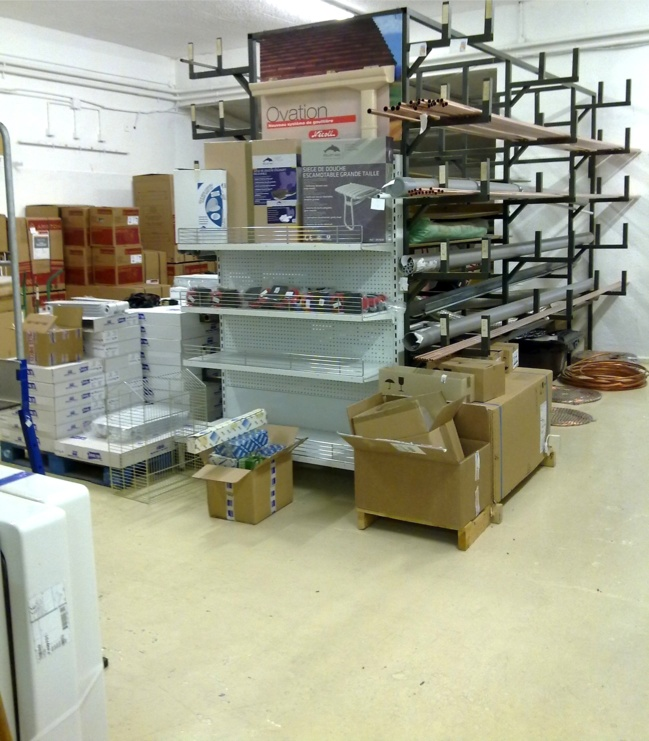 Plomberie tubes Sanitaire Istres Distribution