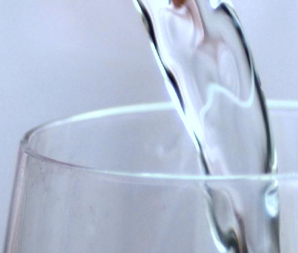 Une eau pure et saine